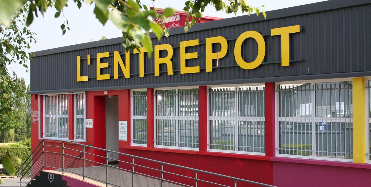 L'ENTREPOT Magasin d'Usine de Chaussures en Vendée
